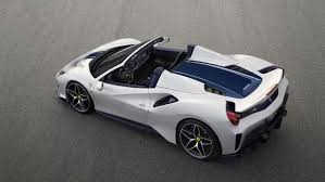 It provides reasonable specs like standard features top speed, the f8 tributo matches the pista's impressive. Ferrari 488 Pista Spider Unveiled Specs Power Top Speed Images More Drivespark News