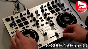 <b>Dj</b>-<b>контроллер HERCULES DJ</b> CONSOLE RMX2 - YouTube