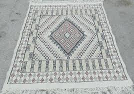 image 0 black and white kilim rug runner black and white