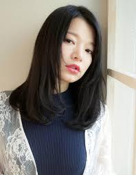 黒髪ロブhy 35 ヘアカタログ髪型ヘアスタイルafloat