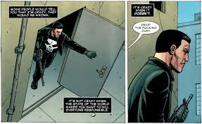 Punisher Quotes Magnificent Death The Punisher And His War Journal This Cage Is Worms