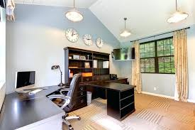 natural office lighting. Home Office Lighting Treatments To Brighten Up The Ceiling . Natural S