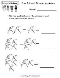 Kids. free kindergarten subtraction worksheets: Fun Subtraction ...