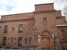 Zamek gotycki w Płocku. Obecnie bardziej pozostałości poopackie