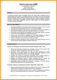 8 Format Of Cv Writing Appication Letter
