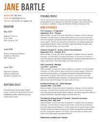 build your resume manpowermanpower 2nd resume sample offered by manpower alberta