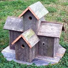 wooden bird house kits decorative bird house plans see more about birdhouse ideas featuring stunning architectural designs that are easy to clean and to