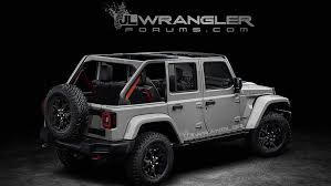 2018 jeep electric top. brilliant top leak reveals 2018 jeep wrangler will get power top and allwheeldrive   fox news in jeep electric n