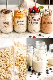 This is just everything we love about fall in our breakfast bowl. Easy And Healthy Overnight Oats Recipe Diethood