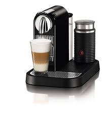 Nespresso U Machine Amazoncom Nespresso D121 Us4 Bk Ne1 Citiz Espresso Maker With