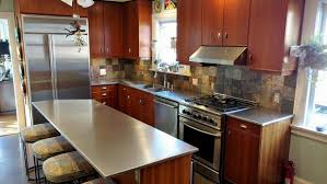 Cleaning Stainless Steel Countertops Images Of Stainless Steel Countertops Image Gallery Stainlessnccom