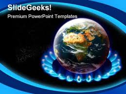 science background for powerpoint global warming science powerpoint template 0610 graphics