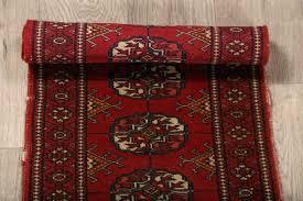 red oriental rug runner wool runners by the foot ft floor blue red oriental rug