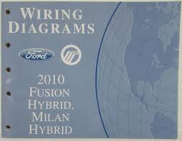 2010 ford fusion & mercury milan hybrids electrical wiring diagrams 2007 ford fusion wiring diagram 2010 ford fusion & mercury milan hybrids electrical wiring diagrams manual
