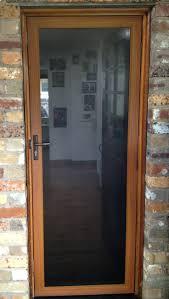 glass screen door repair front door design front screen doors adelaide wood effect xceed security screens