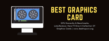 Best Graphics Card Gpu Hierarchy Benchmarks Lists 2019