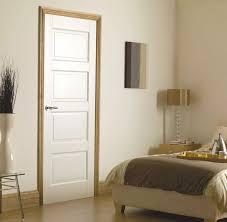 modern interior doors between the wooden and the glass one amaza design bedroom door decorations