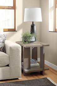 modern end table table lamps living
