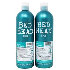 tigi bed head urban anti dotes damage level 2 recovery shoo and conditioner 25 36 fl oz 2 pack walmart