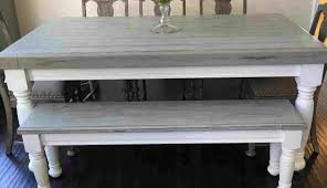 wood farm square ana plans style agreeable design bench trestle designs modern outdoor rustic diy pallet