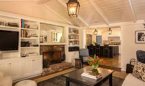 Exposed Rafter Beams add Character