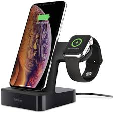 Best for all iwatch models 38mm and 42mm apple watch. Amazon Com Belkin Iphone Charging Dock Apple Watch Charging Stand Powerhouse Iphone Charging Station Iphone Dock Apple Charging Station Black