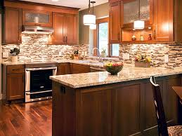 kitchen backsplash photos with cherry cabinets. full size of kitchen:endearing kitchen backsplash cherry cabinets black counter colors for kitchens dark photos with l