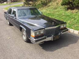 1987 Cadillac Fleetwood for sale #1921727 - Hemmings Motor News
