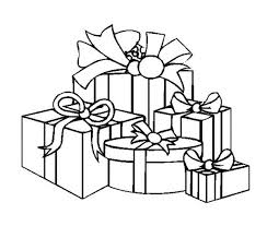 Small Picture A Packed of Christmas Presents on Christmas Coloring Page Color Luna