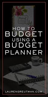 Monthly Finance Planner How To Budget Your Bills Using A Budget Planner Simple Step By