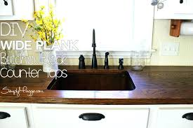 ikea countertops reviews wide plank butcher block counter tops joining installing