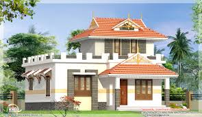 Small Picture Front Elevation Of Single Floor House Kerala Also Home Design