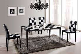 Country Modern Dining Black Patio Table Striped Marble And Kitchen