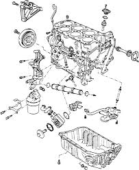 repair guides engine mechanical oil pan autozone com view of vr6 cylinder block and oil pan