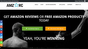 amazon review site amazon review club amzrc