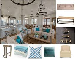 Beach House Decor Knot This But That Coastal Slipcover Living Room.  Contemporary Living Room Furniture ...