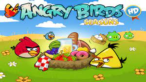 Angry Birds Seasons HD Wallpaper | Background Image | 1920x1080