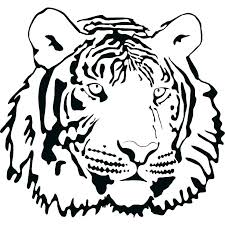 Tiger Color Pages Coloring Pages Of Tiger Tiger Coloring Book Plus