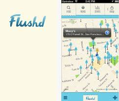 Bathroom Locator Entrancing Flush Toilet Finder Bathroom Loo And Wc Finder  On The App Store Inspiration