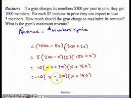 how to solve word problems using quadratic equations