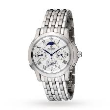 mens accurist gmt chronograph watch gmt122w mens watches mens accurist gmt chronograph watch gmt122w