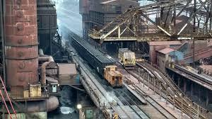 gary works steel mill industrial history us steel gary works