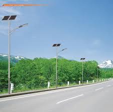 Solar LED Street Lighting Solution  SOMPORSolar System Street Light