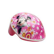 Disneys Minnie Mouse Toddler Bike Helmet By Bell Sports Products