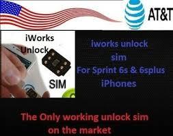 iphone sim for att locked iphones only