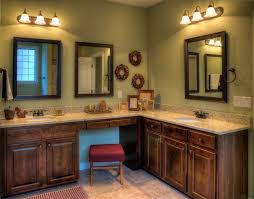 double vanity lighting. Bathroom:Log Cabin Bathroom Vanity Lights E280a2 Then Gorgeous Photo Rustic Lighting Design Double N