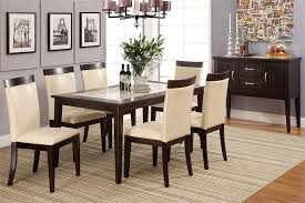 breakfast table and chairs for 6
