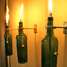 Making Wine Bottle Lights Diy Tutorial Diy Glass Diy Wine Bottle Led Gel Lamp Wine