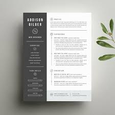 Diy Resume Template Resume Template And Cover Letter Template For Word Digital Instant 13
