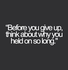 Inspirational Quotes About Not Giving Up
